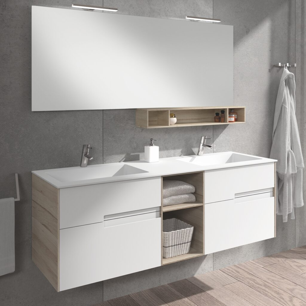 nucleo mueble baño