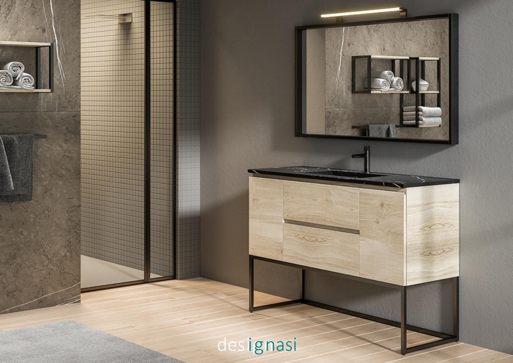 En este momento estás viendo Proyecto de mobiliario de baño